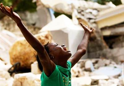 Llaman coordinar ayuda a Haití