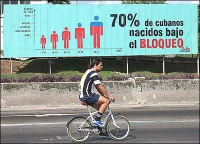 Obama, el bloqueo de Estados Unidos contra Cuba se mantiene intacto.
