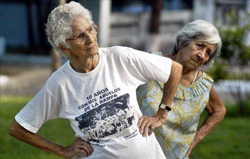 Cuba tiene más de mil 550 ancianos centenarios