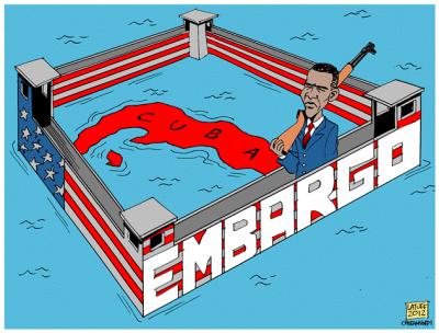Las sanciones económicas contra Cuba bajo la administración Obama